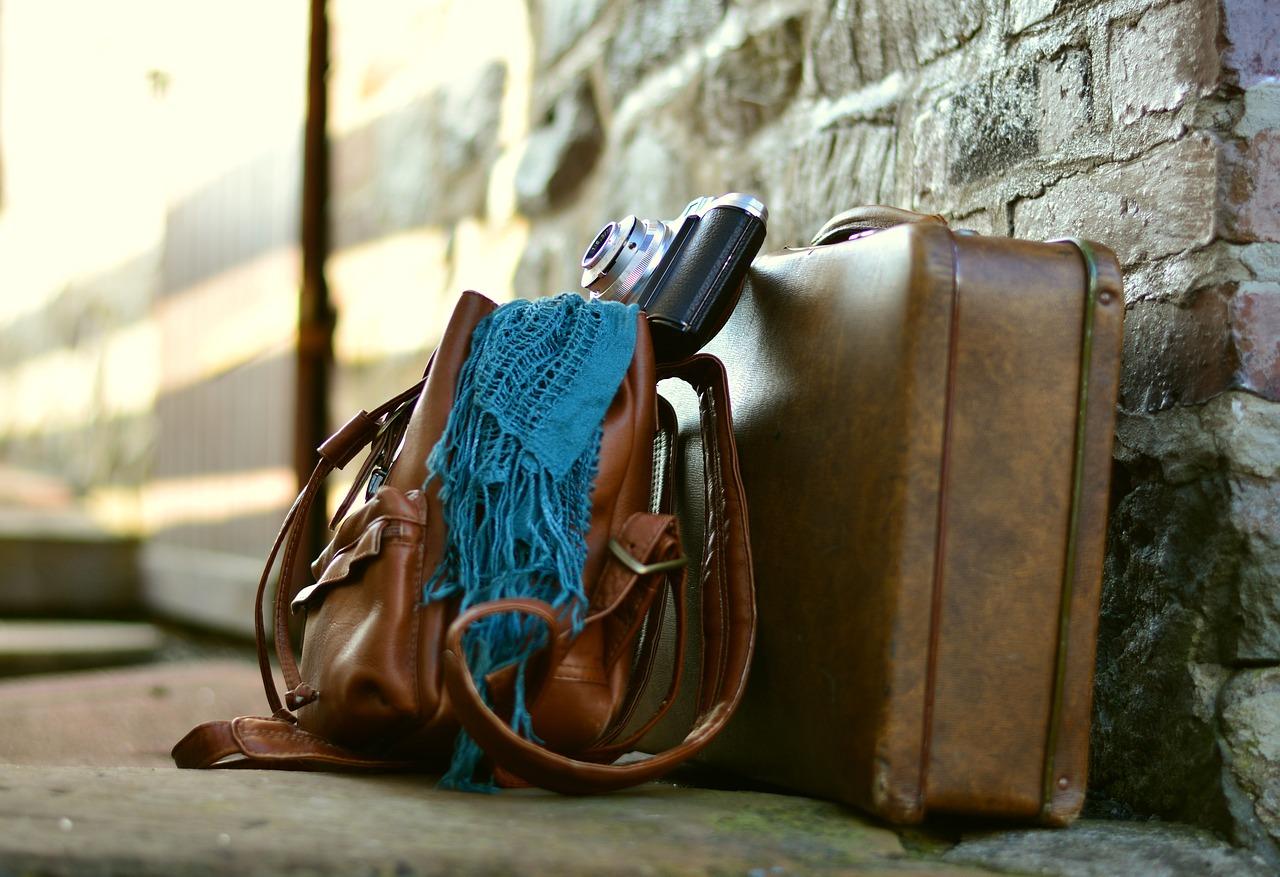 Leren handtassen schoon houden