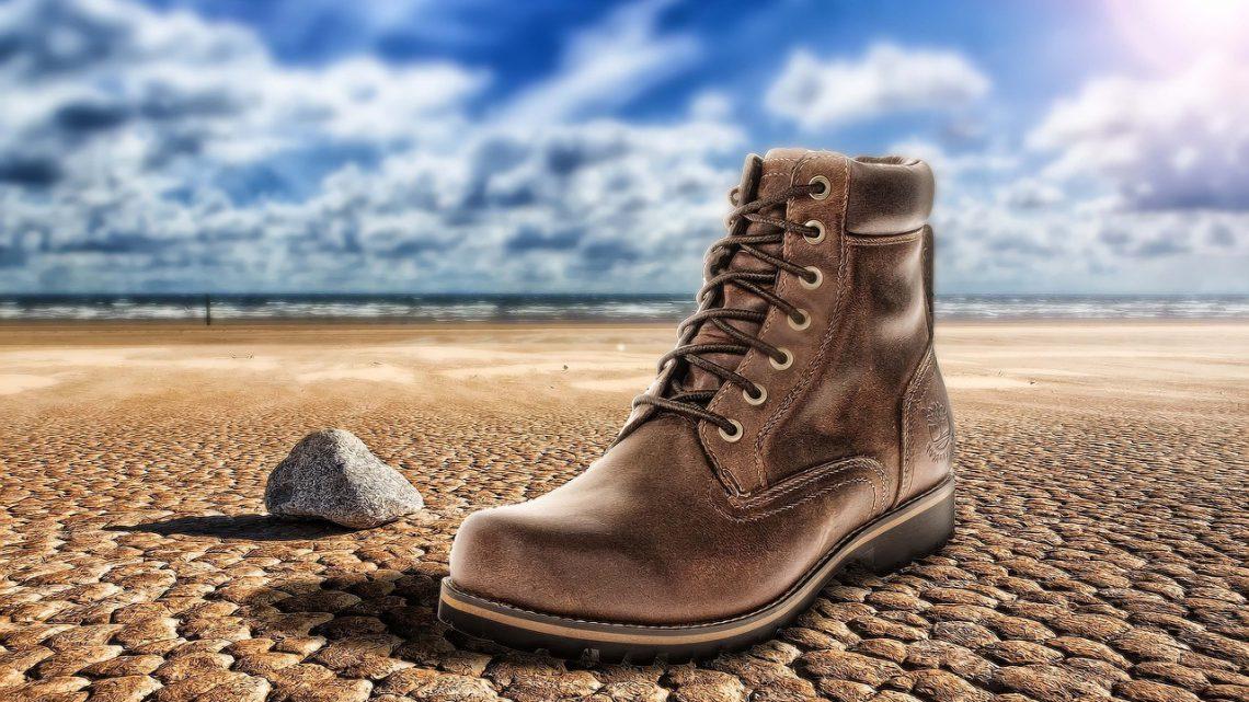 Bergschoenen als werkschoenen